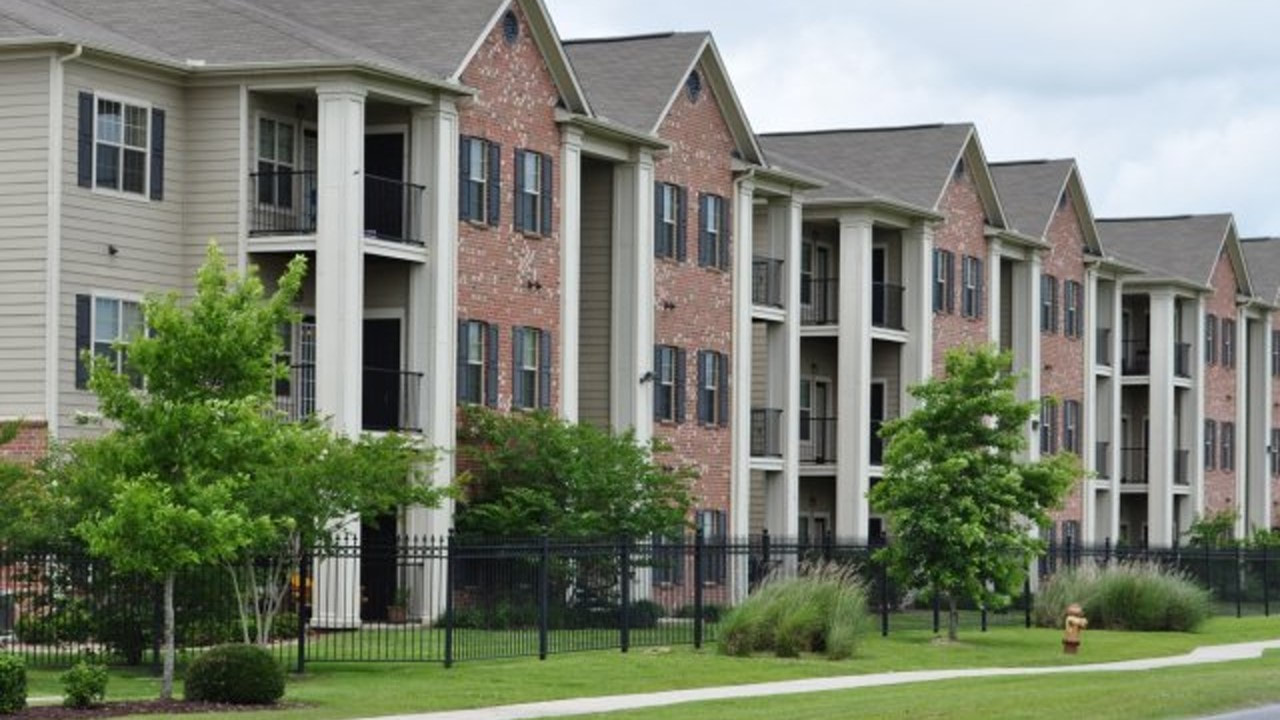 street view of lafayette gardens corporate housing apartments in lafayette la